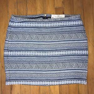 H&M L.O.G.G. Mini Skirt